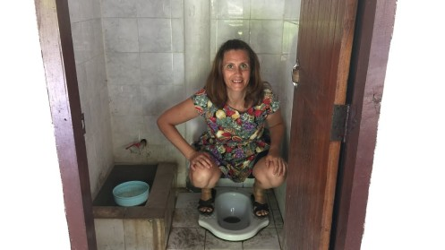 potty in third world